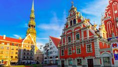 Latvia is a country on the Baltic Sea between Lithuania and Estonia. Its landscape is marked by wide beaches as well as dense, sprawling forests. Latvia's capital is Riga, home to notable wooden and art nouveau architecture, a vast Central