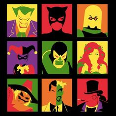 Cool Batman wall art
