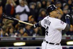 Jonrón de Miguel Cabrera no evitó caída de los Tigres #Beisbol #Deportes