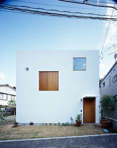 Inside House & Outside House by Takeshi Hosaka Architects