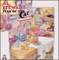 One of my favorite albums ever, great songs and terrific production (by Alan Parsons). It's Al Stewart's Year of the Cat, released in 1976.