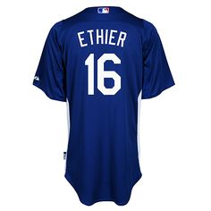 Los Angeles Dodgers Authentic Andre Ethier Cool Base BP Jersey - MLB.com  Shop Let s eecb1147b