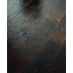 3/8 In. X 6 3/8 In. Hand Scraped Old City Cove Hickory Engineered Hardwood…