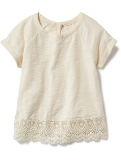 This is SO UGLY!! My daughter Adalyn will NEVER wear this! I hate white clothes!!