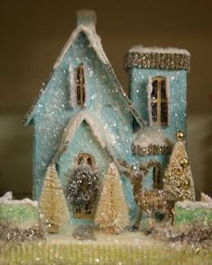 glitter cottages