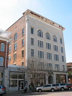 Upchurch Building Thomasville GA