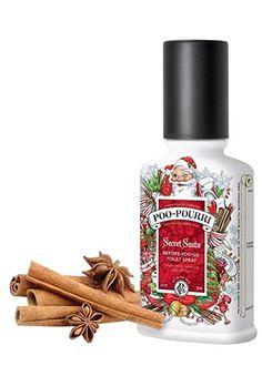Christmas Secret Santa Poo Pourri Bathroom Spray