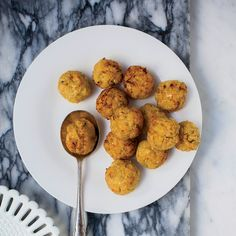 Quinoa Balls with Cauliflower and Cheese Recipe - Melissa Hemsley, Jasmine Hemsley | Food & Wine