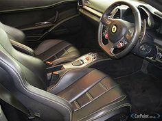 2011 Ferrari 458 Italia F142