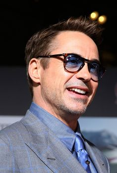 Robert Downey Jr. at the Premiere of Avengers: Age of Ultron (April 13, 2015)