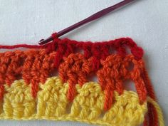 Little Treasures: Larksfoot Crochet Stitch Pattern (or the Icicle Stitch) Demistified