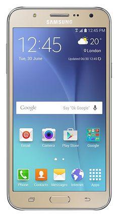Samsung Galaxy J7 Dual Sim (2G)* J700H/DS 3G 16GB Gold