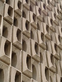 CMU Block Wall Photos by edanastas, via Flickr