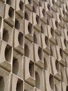 CMU Block Wall Photos by edanastas, via Flickr
