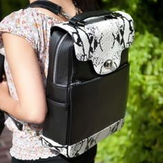Genuine Leather Backpack with Padded Laptop Compartment + Free USB Key  Chain as a gift 546934e9b9