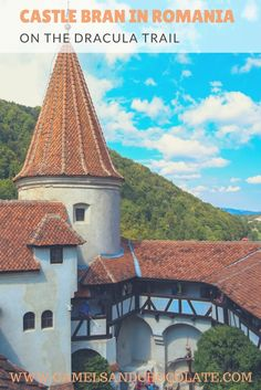 "On the Hunt for Dracula's Castle in Romania. You can hardly travel all the way to Romania and not go to the home of Dracula—or at least, the former stomping grounds of Vlad ""the Impaler"" Tepes, who is widely thought to be the inspiration for the Bram Stok"