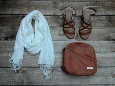 #Accessories are key! Turn any #summer #favorite into a great #fall look by adding these simple accessories! Available in great neutral shades to go with any #color, #print or #pattern! #PlatosTucson #FallTrends #Accessorize | www.platosclosettucson.com