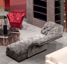 Dramatic Display Noa Divan By Longhi