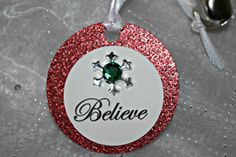 Polar Express Party Favor / Polar Express Bell with Believe Tag / Class Christmas Gift / Class Favor / School Favor / Christmas Tag Class Christmas Gifts, Christmas Party Favors, Christmas Gift Decorations, Etsy Christmas, Christmas Themes, All Things Christmas, Christmas Fun, Handmade Christmas, Polar Express Bell