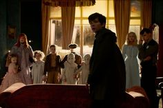 Dust of Pastel: Miss Peregrine et les enfants particuliers, une adaptation séduisante.