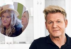 Celebrity chef Gordon Ramsay dresses in a blonde wig and pink lipstick to anonymously review this shocking restaurant Tea Biscuits, Buttery Biscuits, Scottish Recipes, Turkish Recipes, Romanian Food, Romanian Recipes, Lemon Squares Recipe, Tuna Fish Cakes, Chef Gordon Ramsay