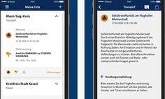 App-Tipp: Katastrophenwarnungs-App NINA für iOS - https://apfeleimer.de/2016/07/app-tipp-katastrophenwarnungs-app-nina-fuer-ios - Nachdem wir Euch gestern von den Ausfällen der Katwarn App währen des Münchner Amoklaufes berichtet haben, haben uns ein paar Nachrichten aufmerksamer Leser erreicht, die auf die Warn-App des BBK (NINA) aufmerksam machten. Die Info wollen wir Euch nicht vorenthalten und liefern hier eine kurze A...