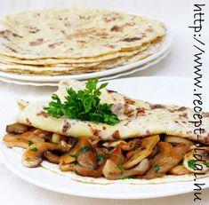 KRUMPLILASKA My Recipes, Vegan Recipes, Cooking Recipes, Vegan Food, Falafel, Hungarian Recipes, Hungarian Food, Croissant, Soul Food