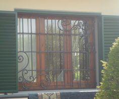 inferriate e grate di sicurezza per finestre e porte