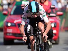 244. Vuelta a Espana - Stage 19: Xabia - Calp ITT [09/09/2016] Chris Froome