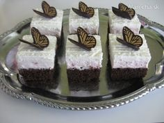 Upečte na víkend zákusok s obľúbeným mascarpone Cheesecake, Treats, Sweet, Cakes, Food, Hampers, Mascarpone, Sweet Like Candy, Candy