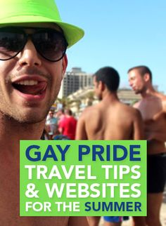 The Gayest Summer Ever! Five websites you need to know for #gaypride this summer