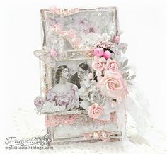 Live & Love Crafts' Inspiration and Challenge Blog: Love Is All Around Us