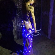 #cyberpunk #elegant #photoshoot #mycreation #oumaimakanoui