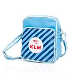 KLM Retro tas klein