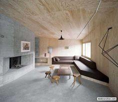 Mad About … Concrete - http://www.dedecoration.com/interior-home-design/mad-about-concrete.html