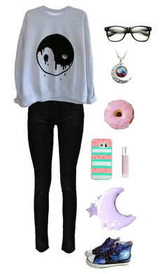 """""""Untitled #5090"""" by northamster ❤ liked on Polyvore featuring Boohoo, Casetify, HVBAO, women's clothing, women's fashion, women, female, woman, misses and juniors"""