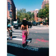 Rikki palazzo pants New York
