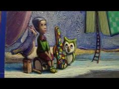 THE DREAM OF THE LITTLE MUSICIAN - 2016 - by Carlo Salomoni - painting