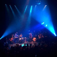 "Yeah it was evening with ""Angus & Julia Stone"" :) #LincolnHall #Chicago #AngusAndJuliaStone #Music #Band"