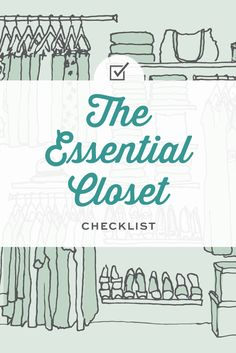 Make sure you have all the essential pieces you need for a complete wardrobe with our comprehensive checklist to  to help you build a timeless and adaptable wardrobe that works year-round!
