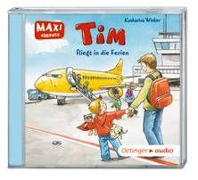 Tim fliegt in die Ferien (CD) - Wieker / Graudus (ab 3 Jahren)