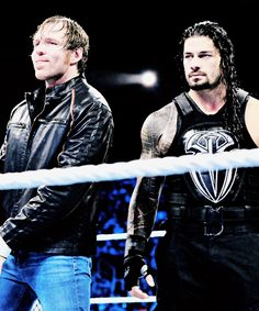 Welcome to FYeahAmbrose, your ultimate source for the 2 time Intercontinental Champion and former WWE Champion and US Champion, Dean Ambrose. Roman Reigns Shield, Roman Reigns Dean Ambrose, The Shield Wwe, Paige Wwe, Sheamus, Wwe Champions, Baby Tattoos, Aj Styles, Wwe Superstars