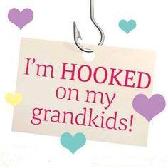 I love my grandchildren!!