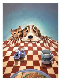 Dinner for Two - Gary Patterson