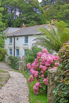 Durgan, Cornwall, England (35 pieces)