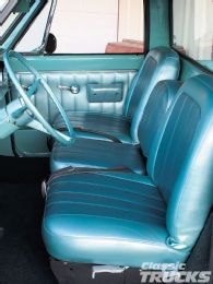 1000 images about interior on pinterest chevy c10 - Custom leather interior for trucks ...