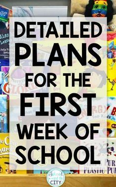 Back to School books, plus it includes lots of freebies! First Week Activities, 3rd Grade Activities, Reading Activities, First Day Of School Activities Ks1, Summer Activities, Indoor Activities, Educational Activities, First Week Of School Ideas, Beginning Of The School Year