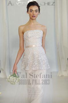 http://weddinginspirasi.com/2013/07/24/angel-sanchez-2014-wedding-dresses/  Featured - Angel Sanchez 2014 Wedding Dresses  #weddingdress #weddings #bridal