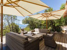 Villa am Strand, in Propriano mieten - 1310508