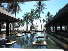 The Westin Denarau Island Resort and Spa, Fiji. Plantation Island, Islands In The Pacific, Fiji Islands, Island Resort, Treasure Island, Archipelago, Spa, Mansions, House Styles